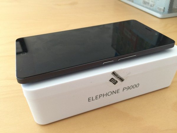 Elephone P9000 Test Review