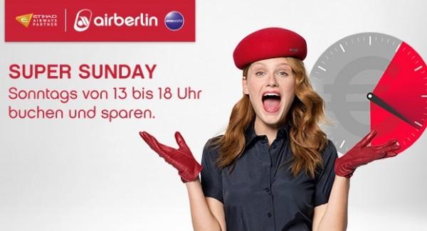 Airberlin Sunday