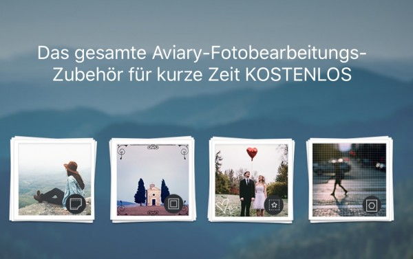 Aviary Foto App gratis