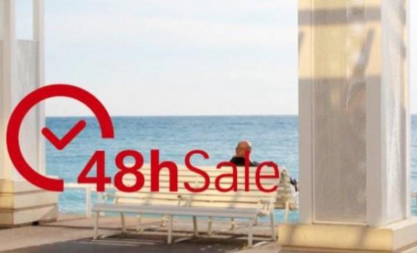 48 Stunden Sale bei SWISS