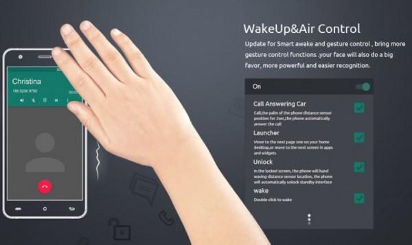 WakeUp & Air Control
