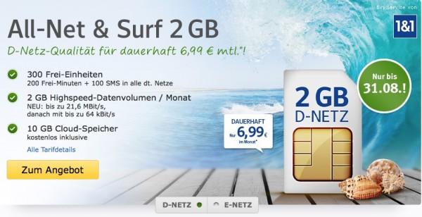 All-Net & Surf Tarif