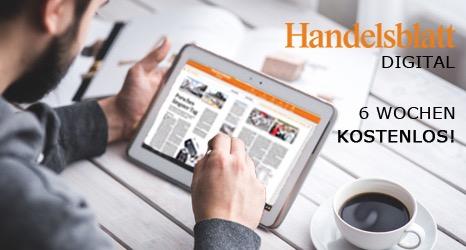 Handelsblatt Digital gratis