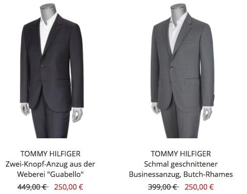 Tommy Hilfiger Anzug