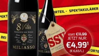 Miliasso Wein