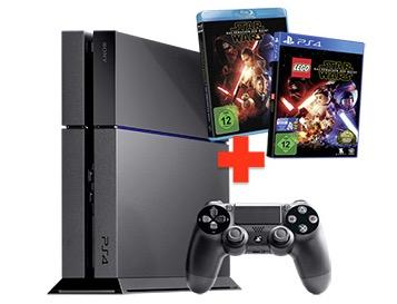 PS4 Bundle Star Wars