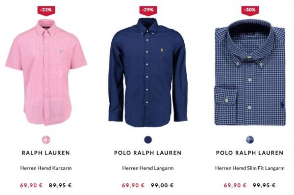 Ralph Lauren Hemden