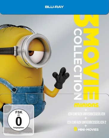 Minions 3 Collection