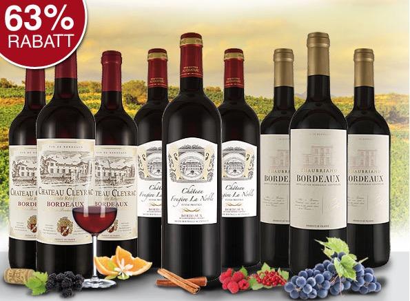 ebrosia Bordeaux Weinpaket