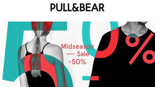 Pull & Bear Sale