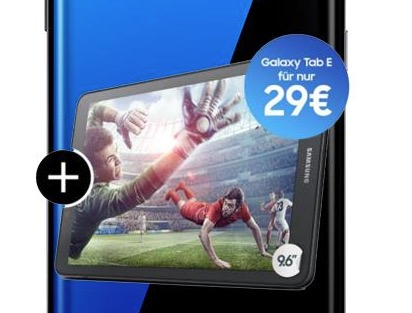 Samsung Galaxy S7 mit Magenta Mobil