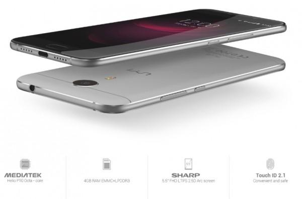 UMi Plus Smartphone Phablet