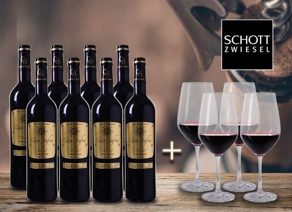Casa Safra Weinpaket