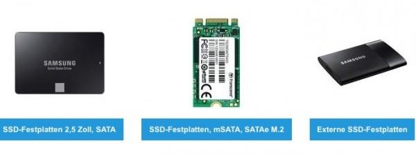 Conrad SSDs