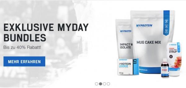 MyProtein Myday