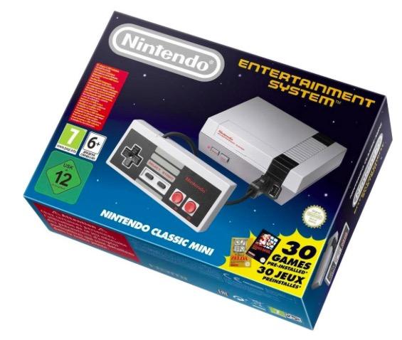 Nintendo Classic konsole