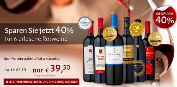 club of wine rotwein