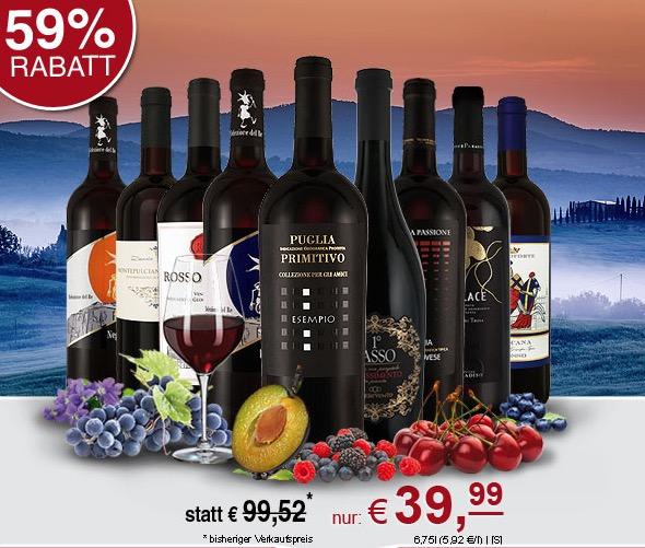 Ebrosia Weinpaket