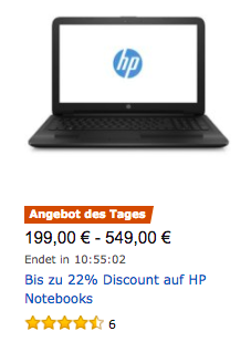 hp notebooks