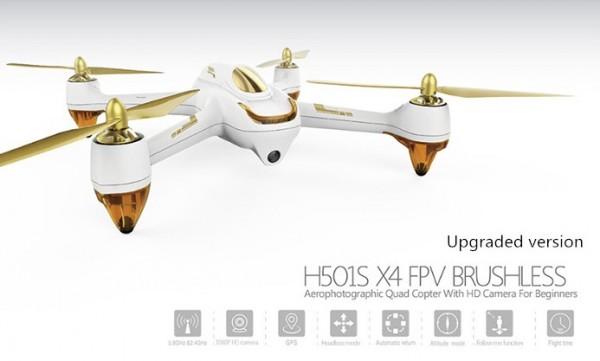 Hubsan Drohne