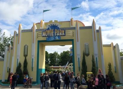 Movie Park Saisonpass 2017