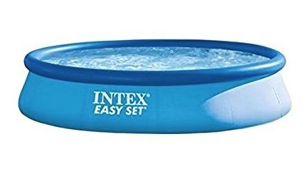 intex easy set pool sparbote. Black Bedroom Furniture Sets. Home Design Ideas