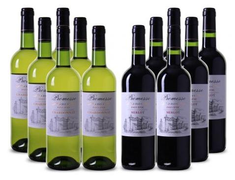 Weinvorteil Pakete