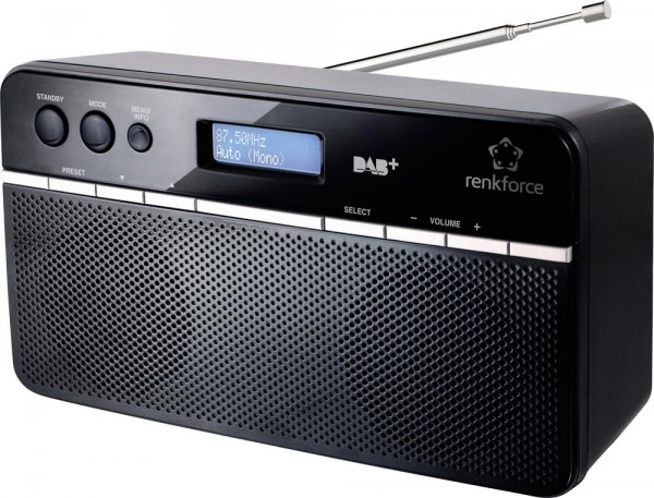 Renkforce DAB+ Radio