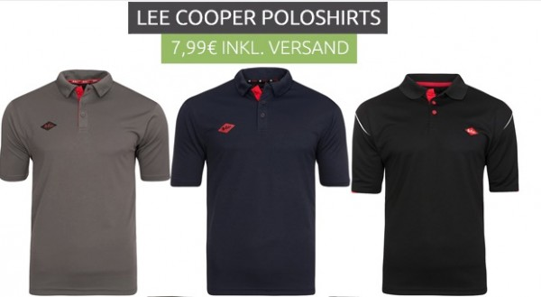 Lee Cooper Polo