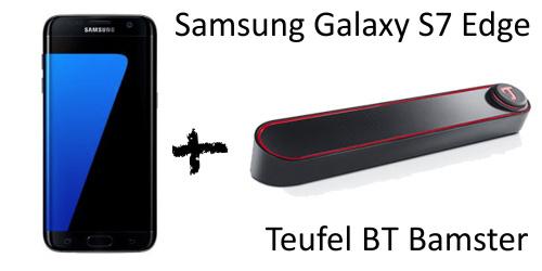 S7 Edge mit Telekom Magenta