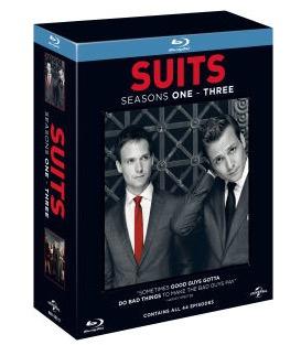 Suits Serien