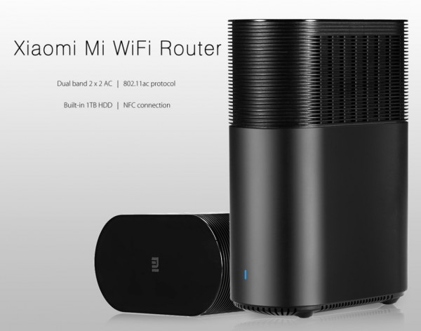 Xiaomi Router 1TB