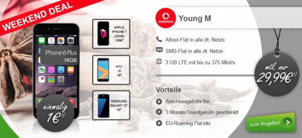 Vodafone Young M
