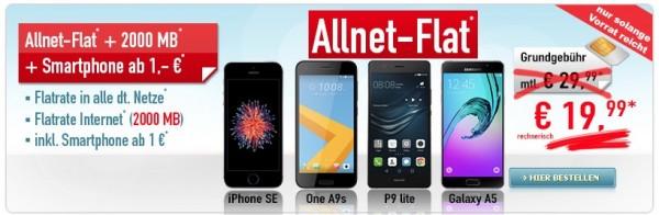 Comfort Allnet mit Handy