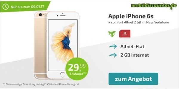Comfort Allnet iPhone 6S