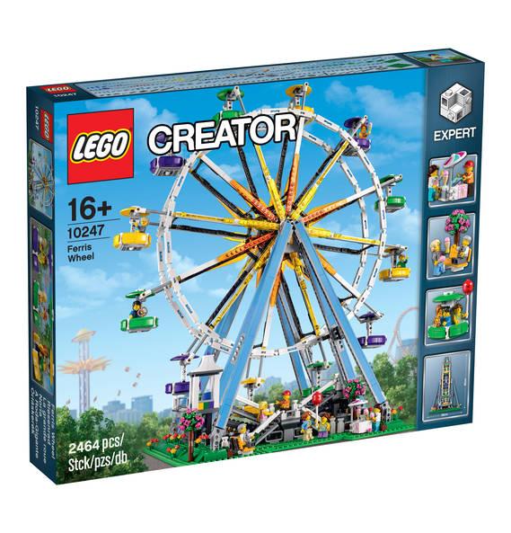 Lego Creator Riesenrad