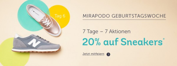 Mirapodo 20 %