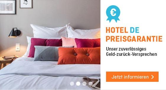 Hotel.de Gutschein