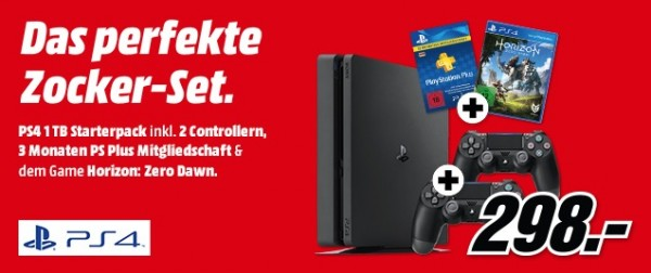 PS4 Slim Bundle