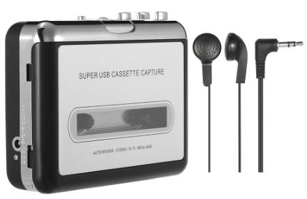USB Kassettenplayer