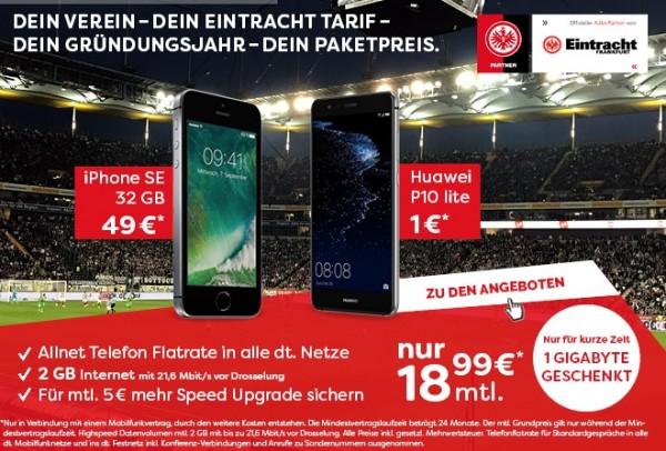 Eintracht Tarif
