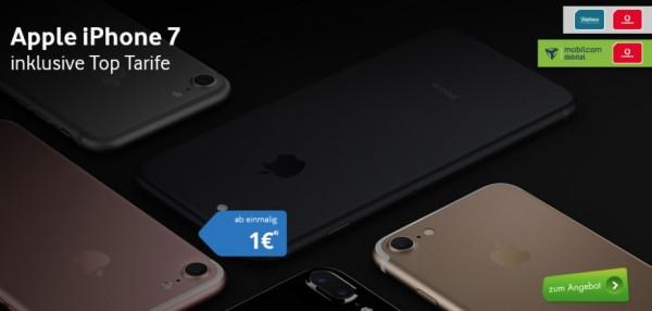 iPhone 7 und Plus