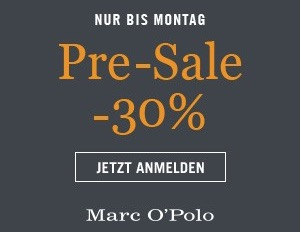 marc o 39 polo pre sale mit bis zu 30 rabatt sparbote. Black Bedroom Furniture Sets. Home Design Ideas
