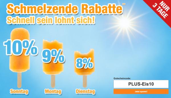 9 % Rabatt