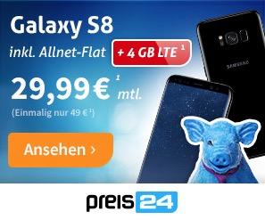Blau XL mit S8