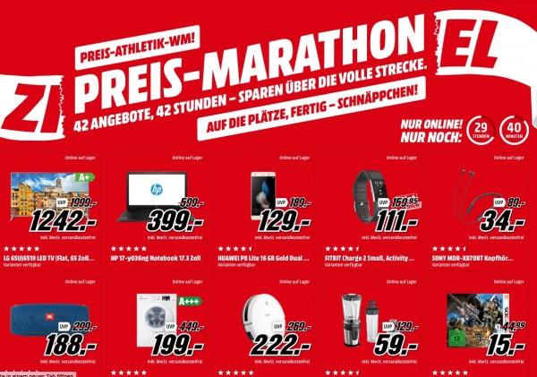 Media markt Marathon