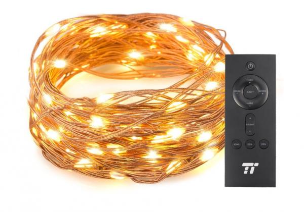 2017-11-07 12_33_45-100 LEDs Lichterkette TaoTronics Lichterketten 66 Fuß Reichweite mit RF Fernbedi
