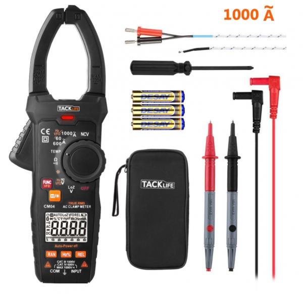 2018-02-09 11_34_20-Clamp Meter, Tacklife Professional CM04 Stromzange Multimeter True RMS mit 6000