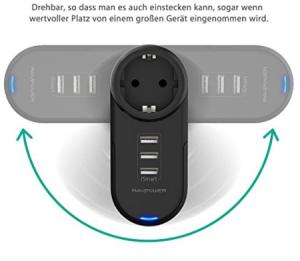 2018-02-13 11_02_48-RAVPower Steckdose mit 3 USB Anschlüssen 4-in-1_ Amazon.de_ Elektronik