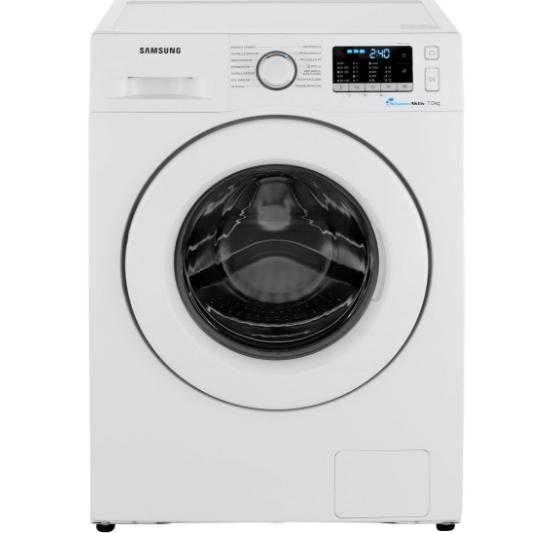 samsung ww70j5585mw eg waschmaschine 7 kg 1400 u min a f r 329. Black Bedroom Furniture Sets. Home Design Ideas